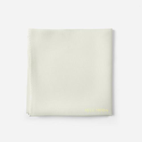 Kırık Beyaz - Şifon Şal - Sedef - 72x200