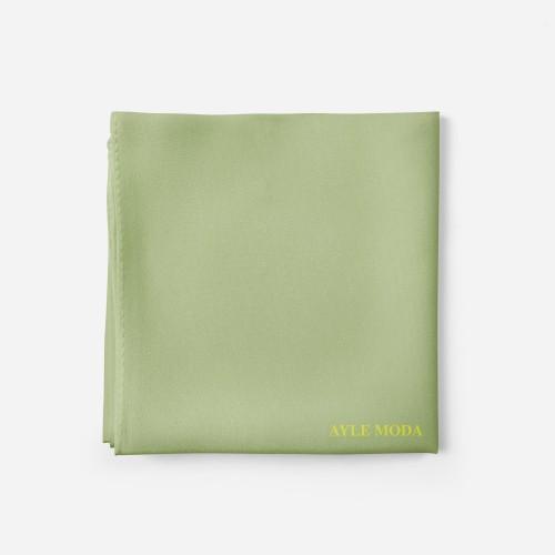 Lime Pulp - Şifon Şal - Sedef - 72x200