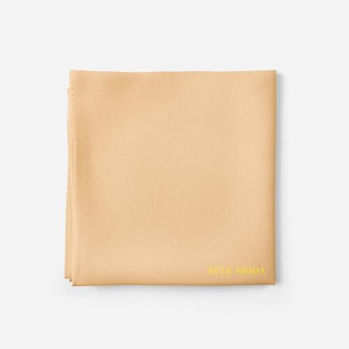 Seftali Rengi - Şifon Şal - Sedef - 72x200