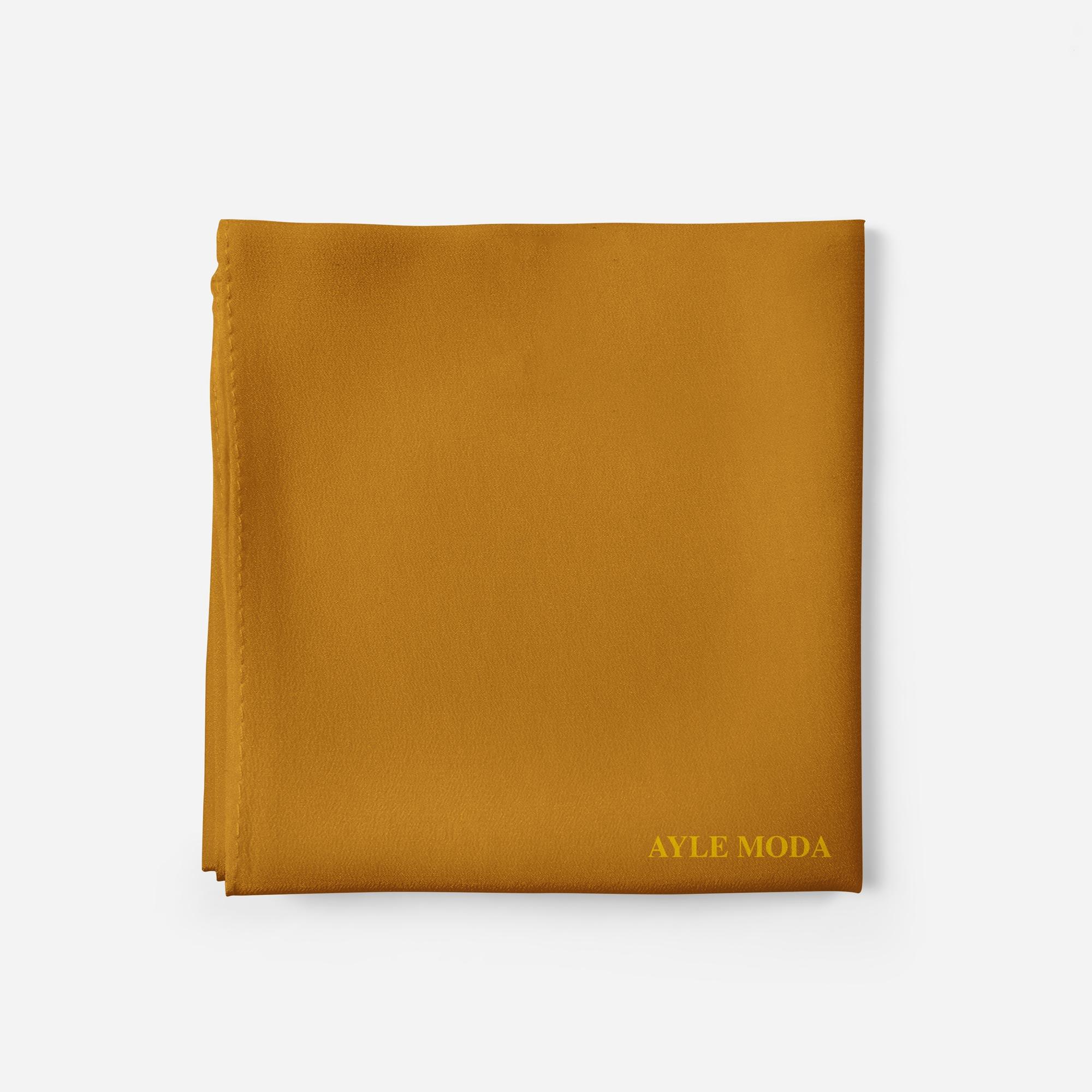 Golden Rod - Şifon Eşarp - Sedef - 150x150